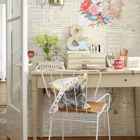 Creative-home-office-Country-Homes--Interiors