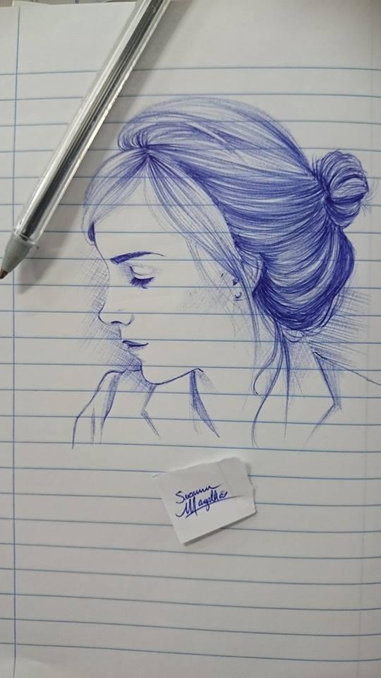 emma watson desenho