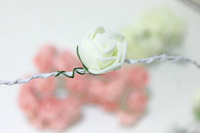 DIY coroa de flores 3