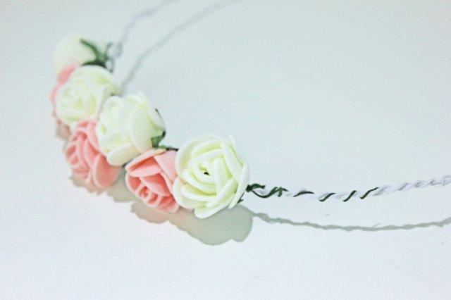 DIY coroa de flores 4